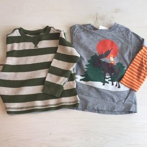 Other - Hanna Andersson long sleeve shirt lot size 90